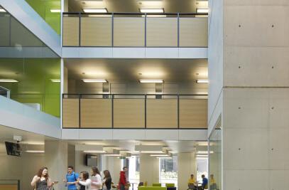 Charles Carter Building, Lancaster University