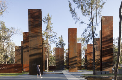 Memorial to the Victims of Violence in Mexico