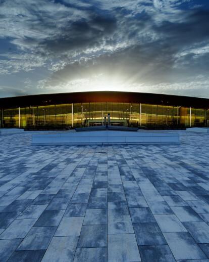 Terminal 1 at Barcelona Airport
