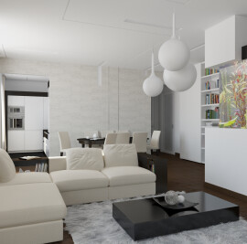 Apartment in Moscow