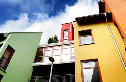 Residential community of the Association for the Physically Disabled in Stuttgart (KBV Stuttgart e.V.)