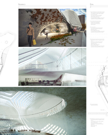 Daegu public library competition