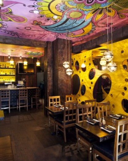 WARM AND ECLECTIC RASOI