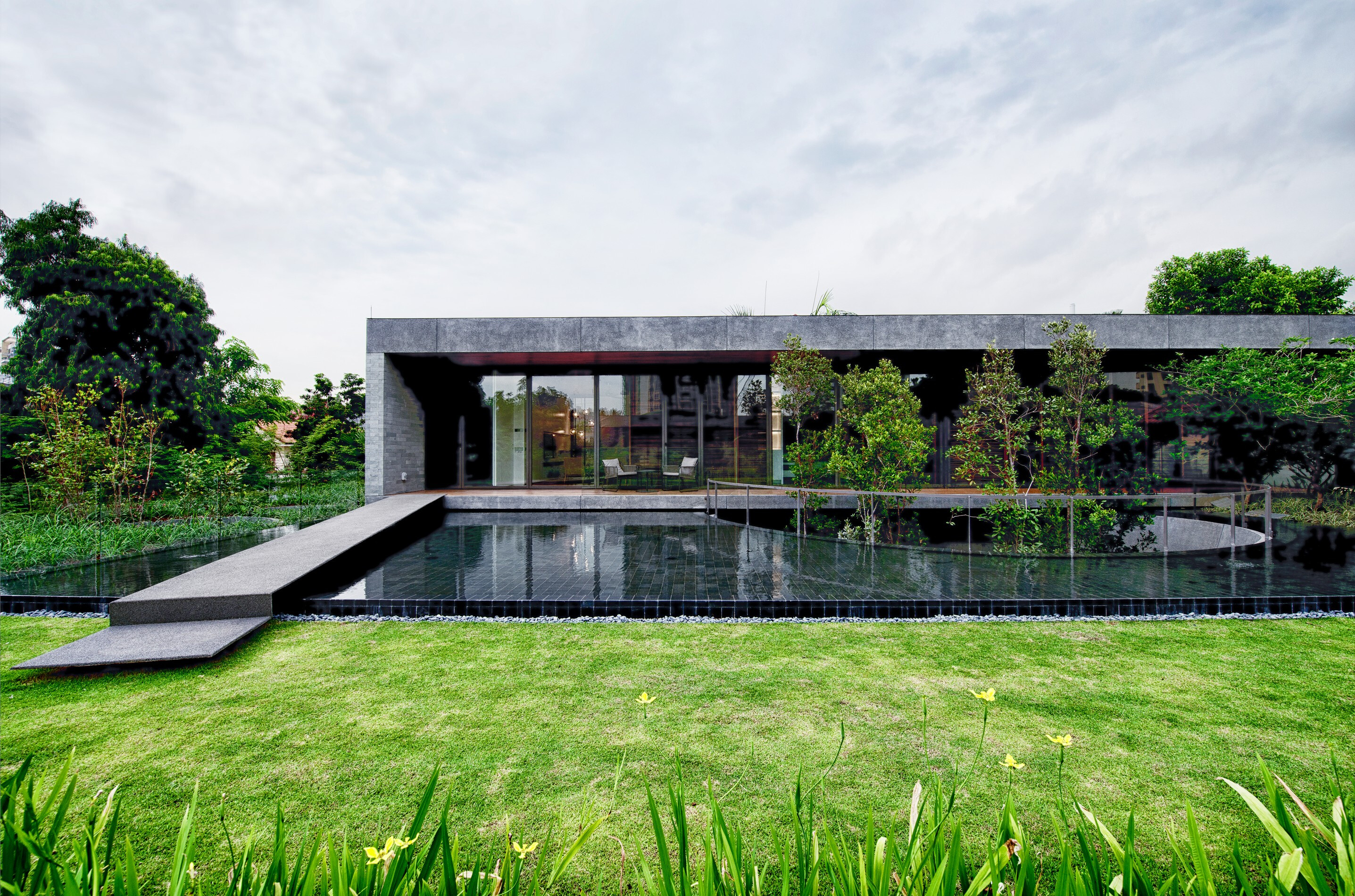 The Wall House