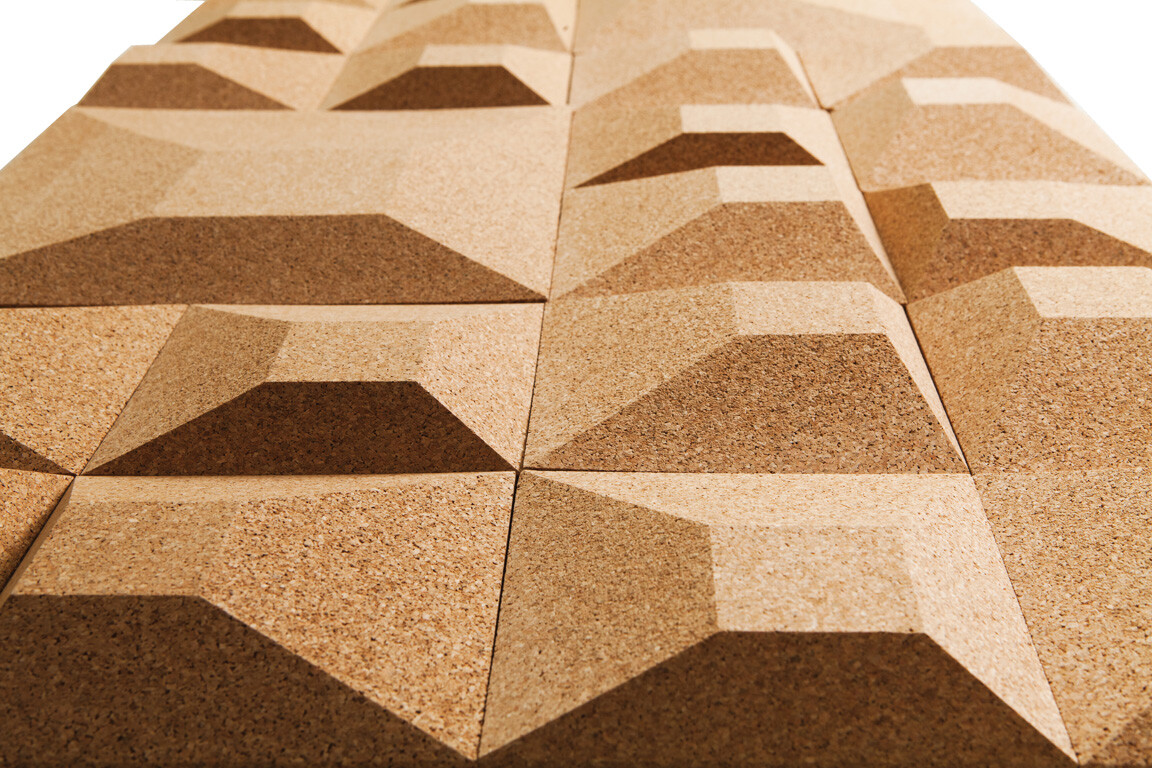 3D Forms  Cork Collection 3