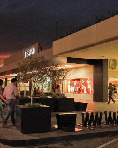 Plaza Patria (Patria Mall)