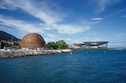 Palais de l'Equilibre - Expo 02