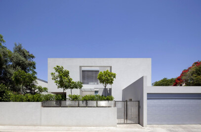 CH House Tel-Aviv Domb Architects
