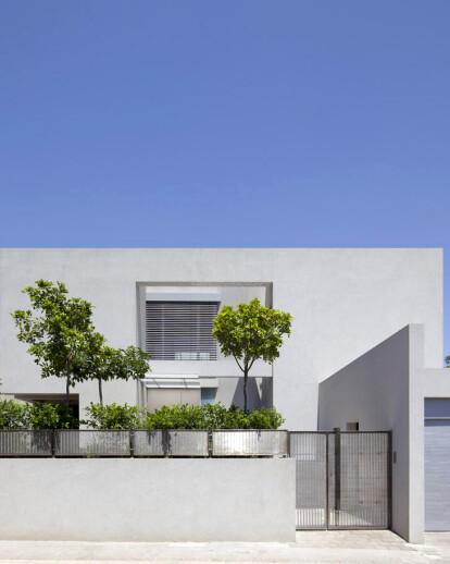 CH House Tel-Aviv Domb Architects