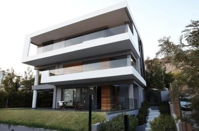 private residence at Varkiza