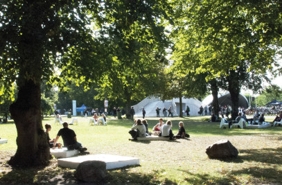 City Park, Aarhus Festival 2013