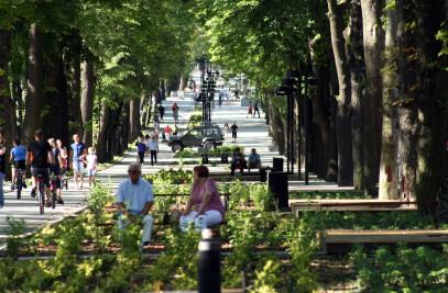 Revitalization of the city Busko - Zdrój