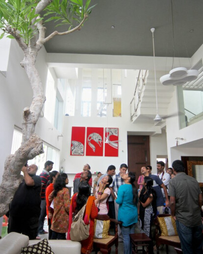 Anand Residence