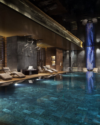 Four Seasons Hotel Pudong