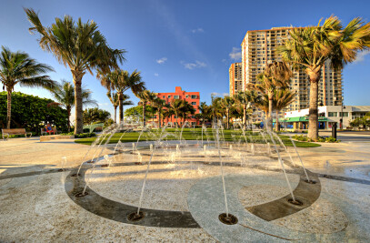 Pompano Beach Streetscape and Dune Enhancement