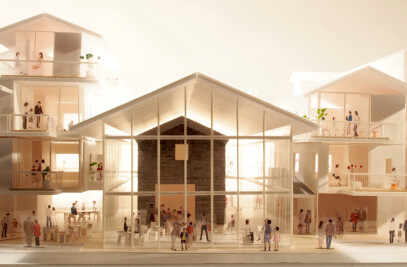 Revival Housing in Kamaishi