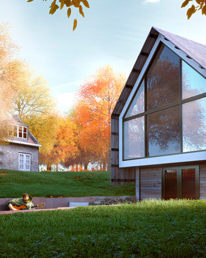 Homestudio Vogelenzang
