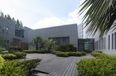 Chinese Academy of Sciences IOT Center & Labs