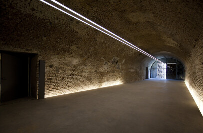 Kazematten in Ypres