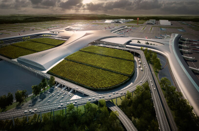 Qingdao New Airport