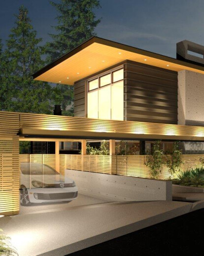 Capilano House