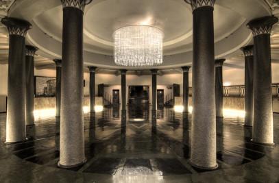 Rundhallen Interior
