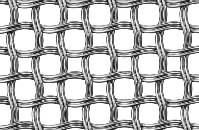 Banker Wire Mesh M22-83 Mid-Fill Weave