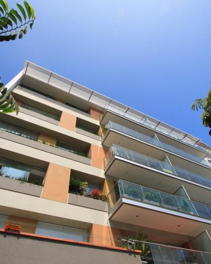 Edificio Las Magnolias