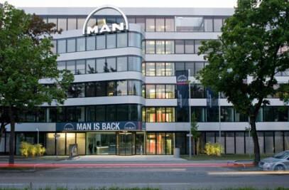 MAN Corporate Centre
