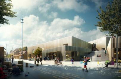 New School in Helsingør