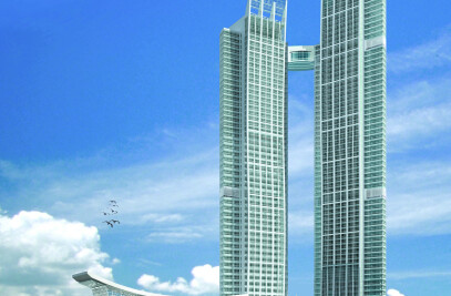 Nation Towers  - Abu Dhabi