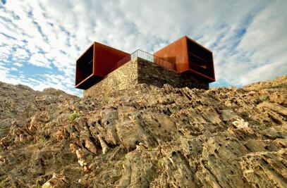 Tudela-Culip (Club Med) restoration project in 'Cap de Creus' Cape