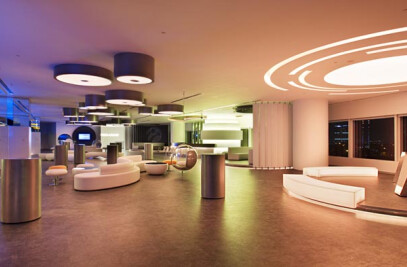 Turkcell Lounge in Ulker Sports Arena