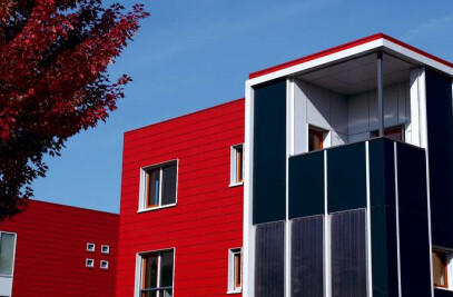Dutch Passive Houses in Roosendaal