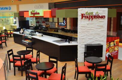 Frappisimo Coffee shop