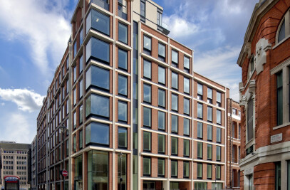 Howick Place wins 'Best Office Development' at UK Property Awards 2013