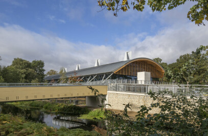 WWF-UK Living Planet Centre and Headquarters