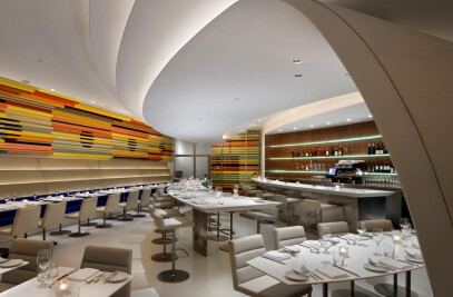 Guggenheim NY - Wright Restaurant