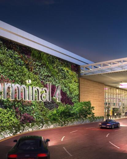New Changi Airport Terminal 4