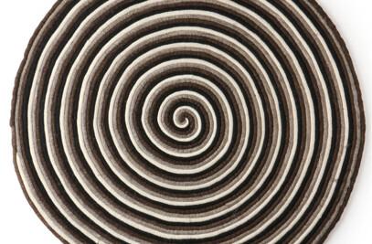 Spiral Dori Carpet