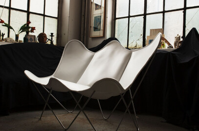 Butterfly Twin Chair