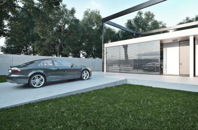 Frame Residence