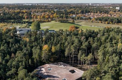 Woodland Crematorium II
