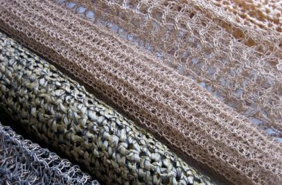 Paper Textiles by Marian de Graaff