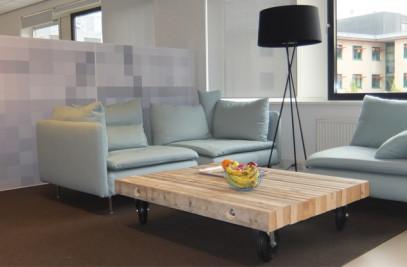 Acoustic room dividers, acoustic desk dividers