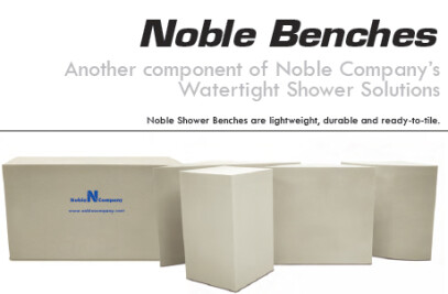 Noble Shower Benches