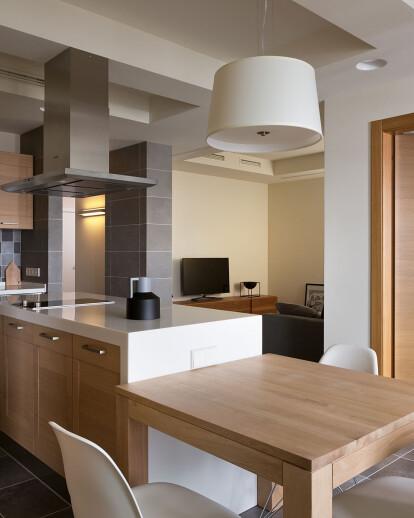 Modern Apartment Park Avenue, Kiev, Ukraine