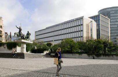 TELEX BUILDING Brussels