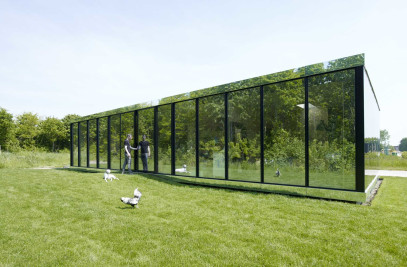 The Mirror House