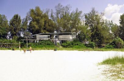 Siesta Key Beach Pavillon